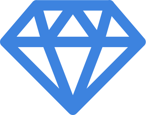 ico-object-hand-diamond-blue