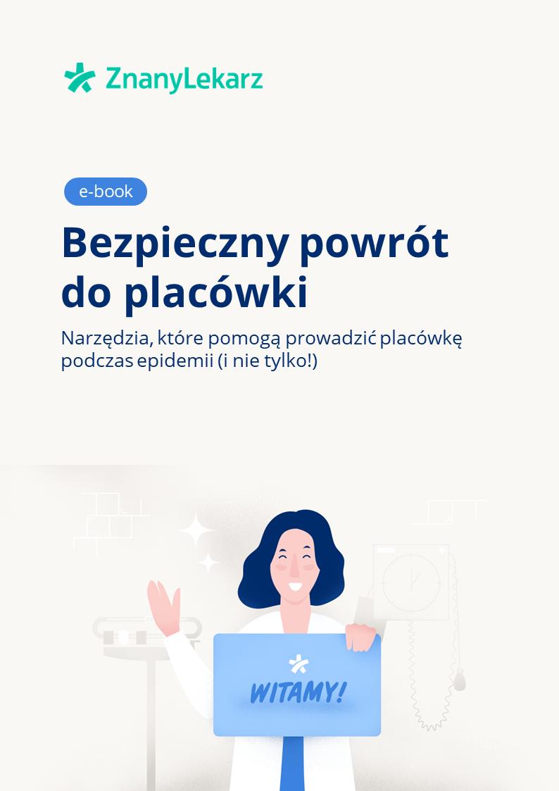PL FAC - ebook - Bezpieczny powrót do placówki