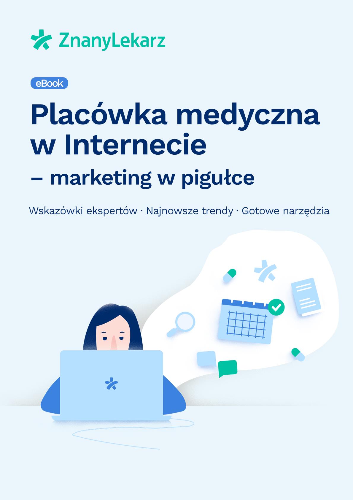 Ebook - Placówka medyczna w Internecie