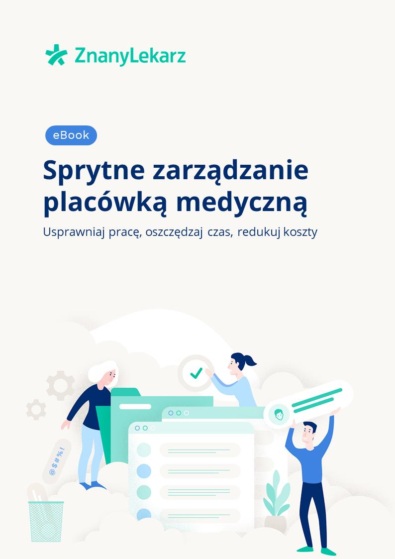 Sprytne zarządzanie placówką medyczną