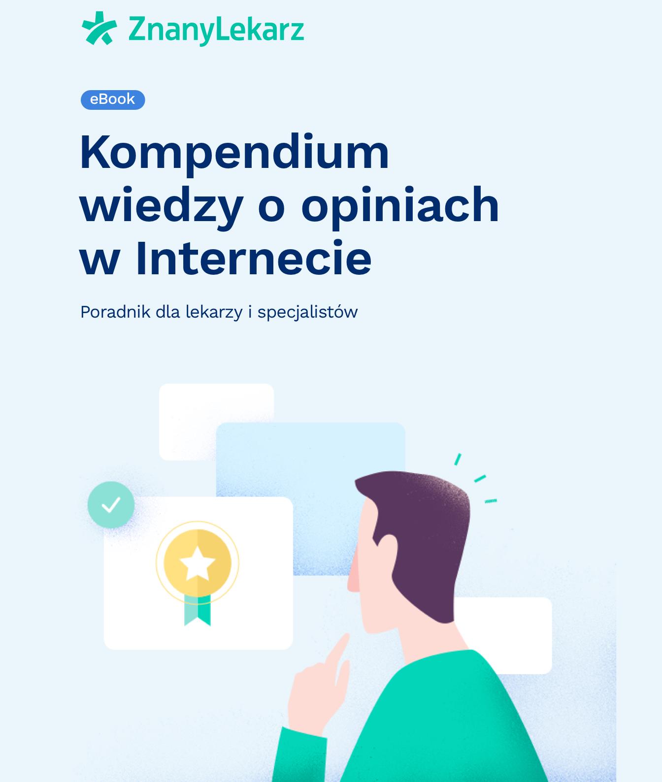 Ebook- Kompendium wiedzy o opiniach w Internecie